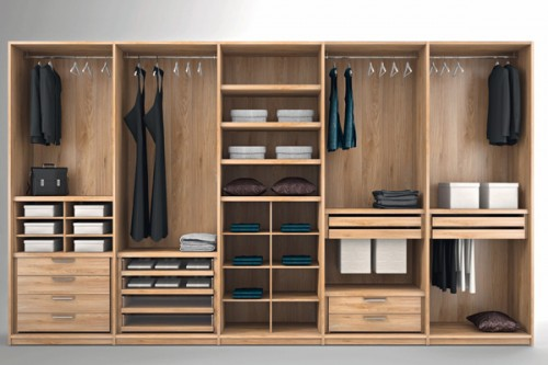 Armadi firenze casa dell 39 armadio porta pantaloni - Interni per cabine armadio ...