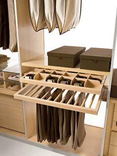 Armadi Firenze Porta Pantaloni Estraibili Art.75NS074 in Offerta ...
